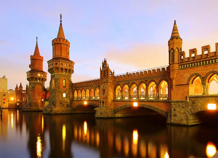Voyage Tango à Berlin avec Sylvie et Nacer - Tango Argentin à Aix en Provence