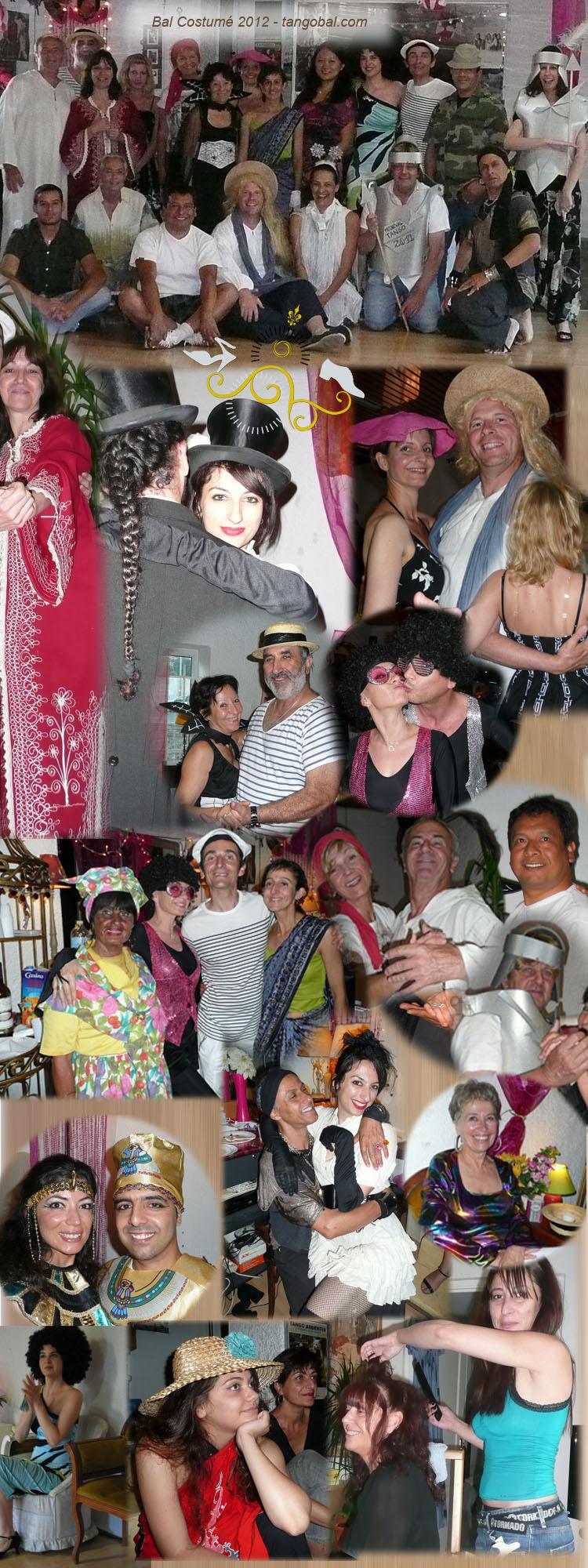 Bal Costumé du TangoLôft - Tango Argentin à Aix en Provence