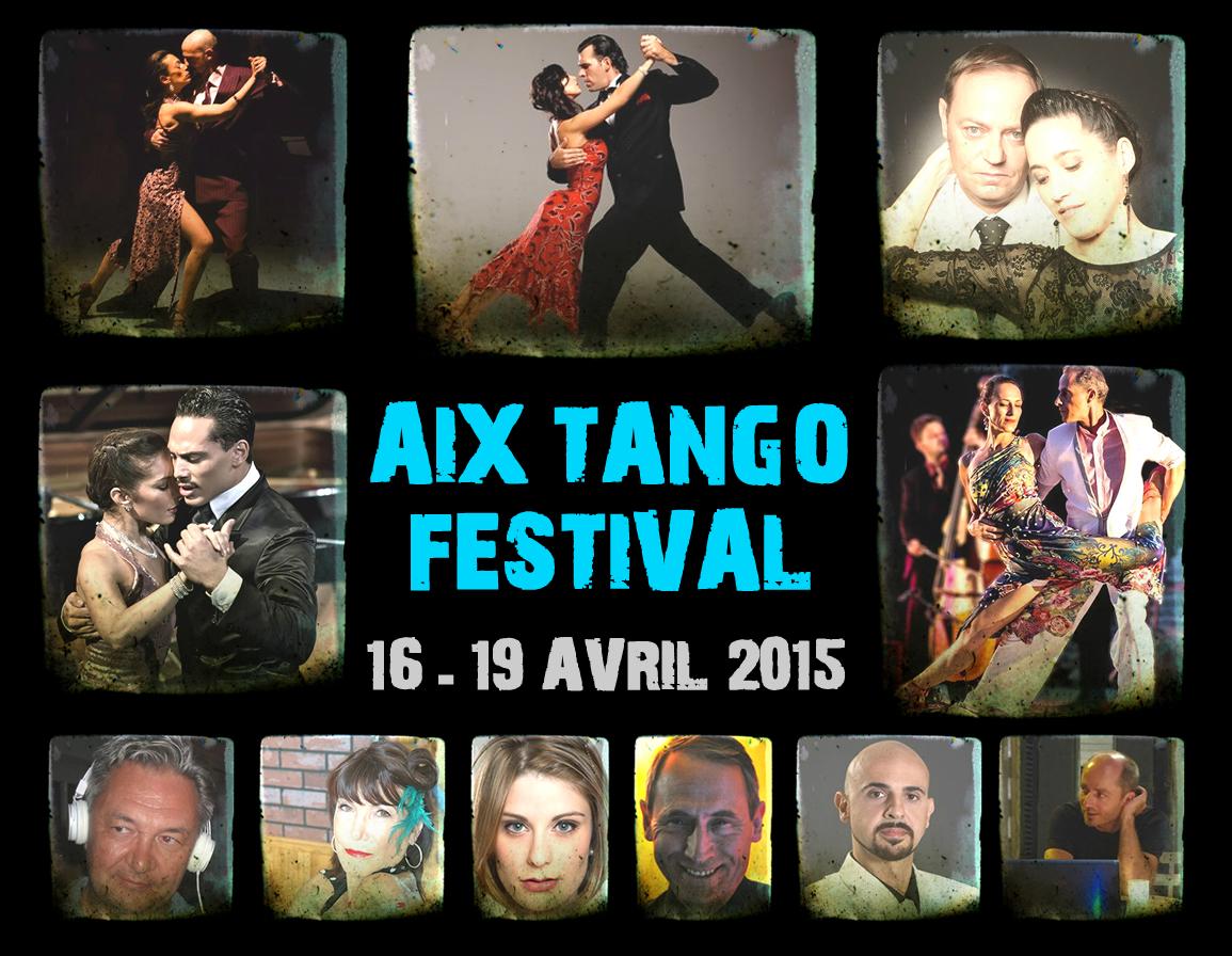 Festival Tango Aix en Provence